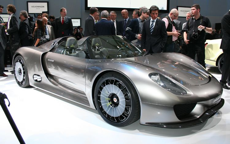 porsche 918 spyder concept taringa. Black Bedroom Furniture Sets. Home Design Ideas