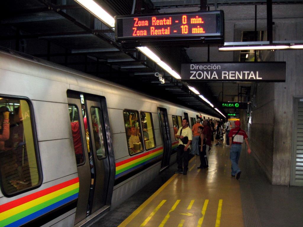 Presunto artefacto explosivo en estación Petare del Metro de Caracas fue una falsa alarma