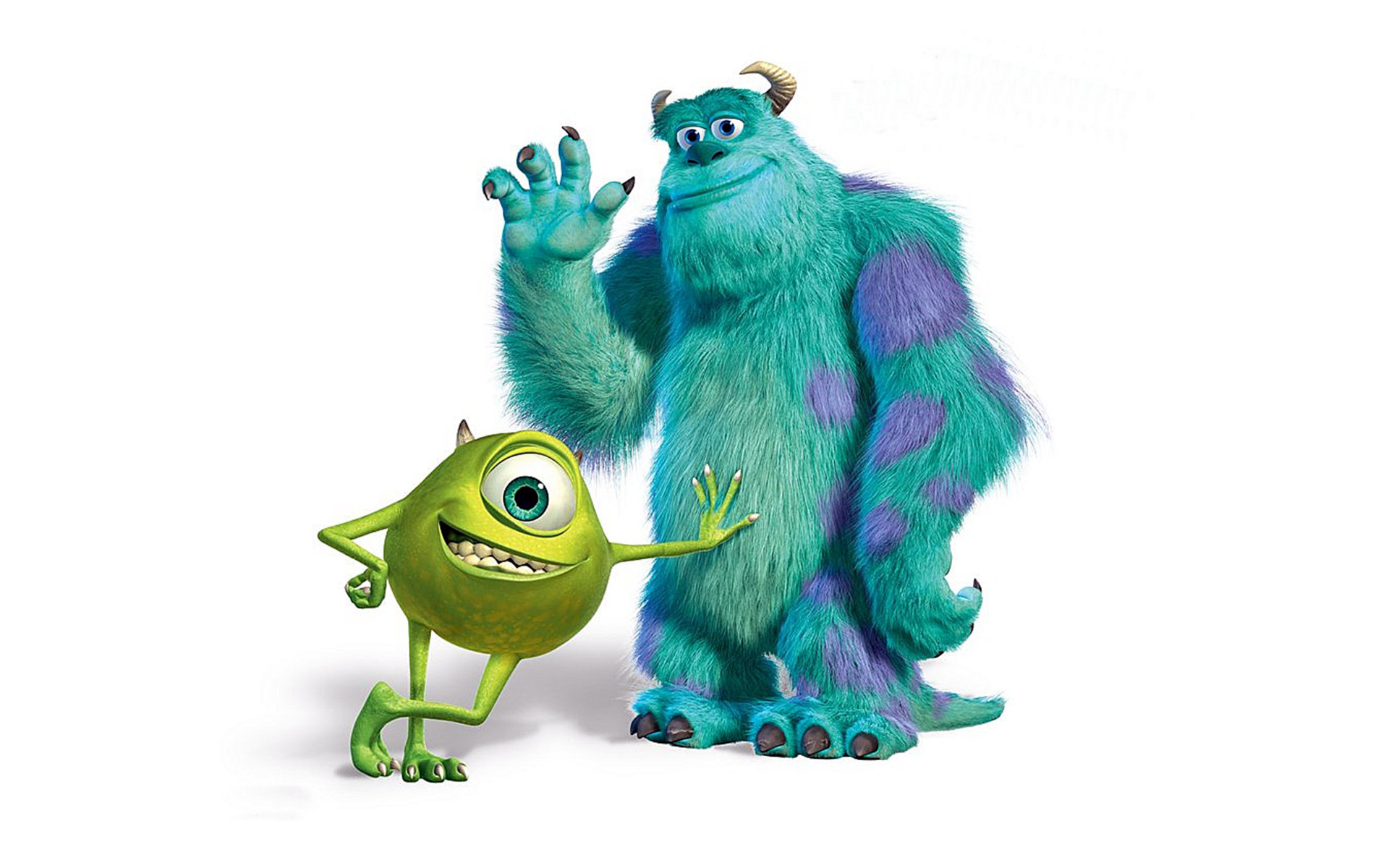 Disney-Pixar-Monsters-Inc-2-Sulley-and-Mike