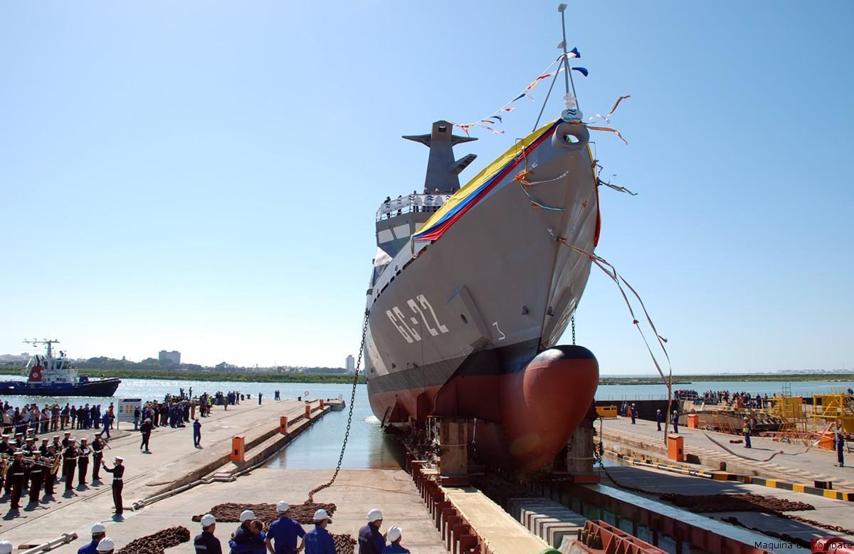 Ecuador interesado en Barcos de Guerra de Venezuela