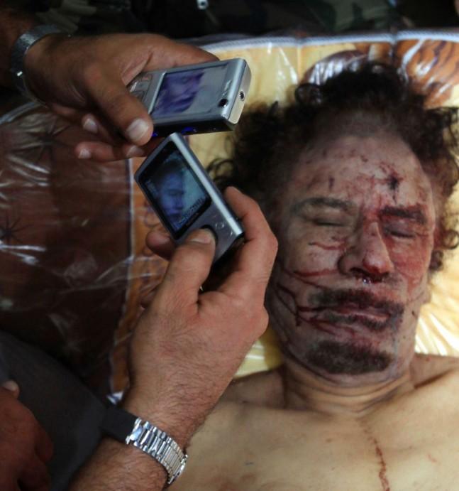 el video de la muerte de sadam husein: