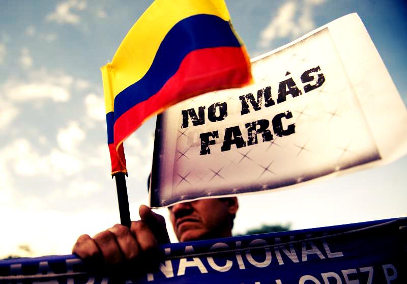 Objetivo: Las FARC. Una Operación en tres tiempos por Víctor Mijares