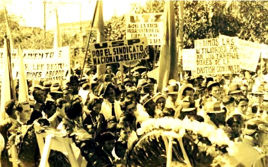 La gran huelga petrolera de 1936(I): Los obreros contribuyen a establecer la democracia en Venezuela por Simón Alberto Consalvi