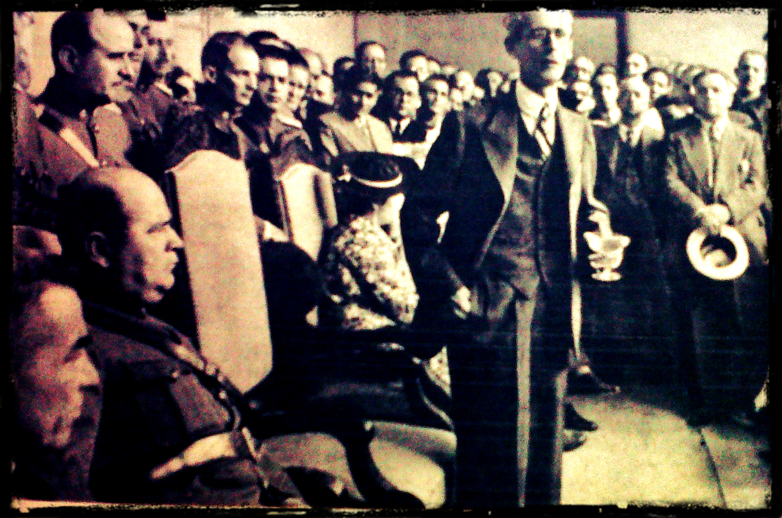 La gran huelga petrolera de 1936 (II): López Contreras abogó por una solución de consenso, sin éxito por la intransigencia de las compañías extranjeras