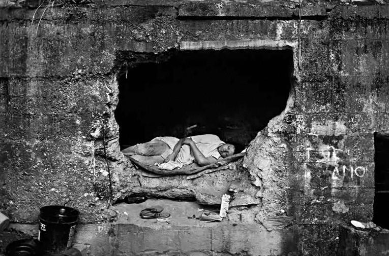 Capitolio, un ensayo fotográfico digital sobre Caracas según el lente de Christopher Anderson