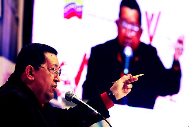 El Tercer Acto de Hugo Chávez por Ibsen Martínez