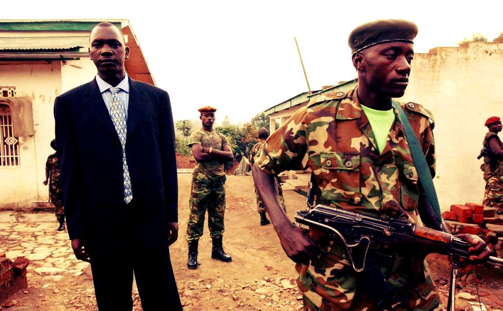 Kony y Lubanga: el peor rostro de la guerra por Omar Hernández