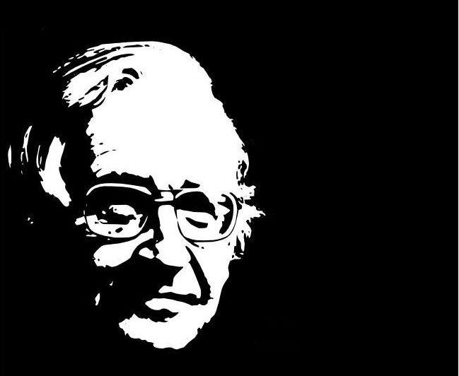 Los 10 Mandamientos de Noam Chomsky por Gabriel Reyes