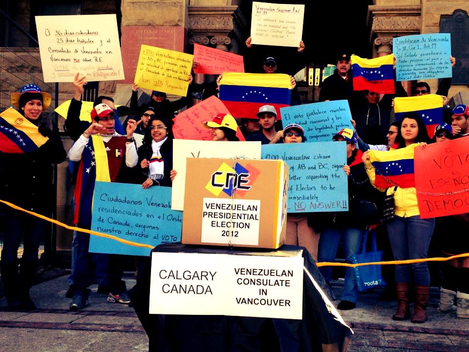 Editorial: Los Consulados venezolanos: obstáculos para el voto en el exterior