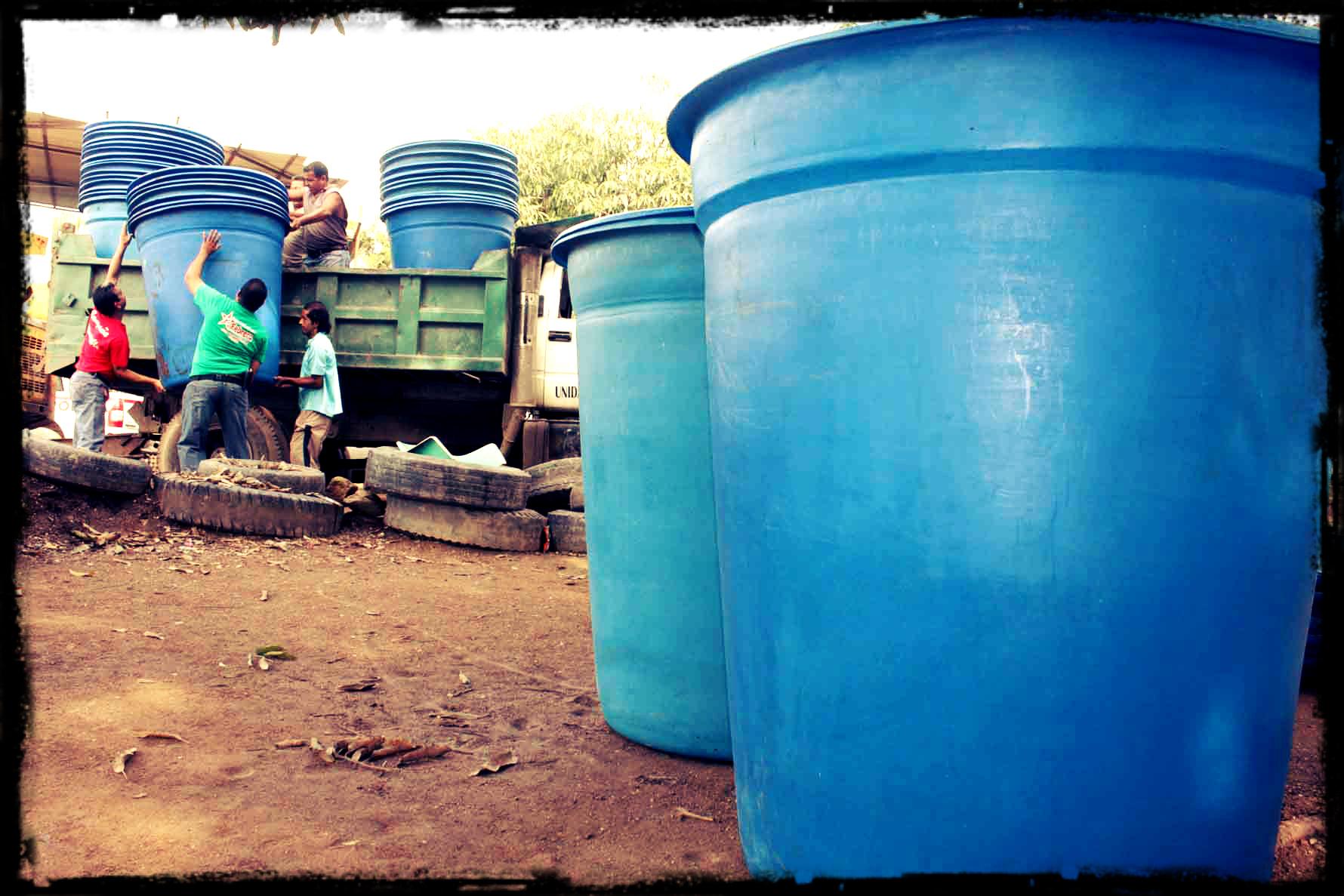 La crisis del agua en Venezuela por Alexander Guerrero E