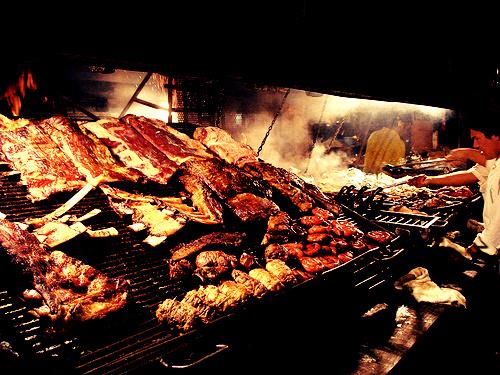 La Ternura de la carne Argentina por Víctor Moreno Duque