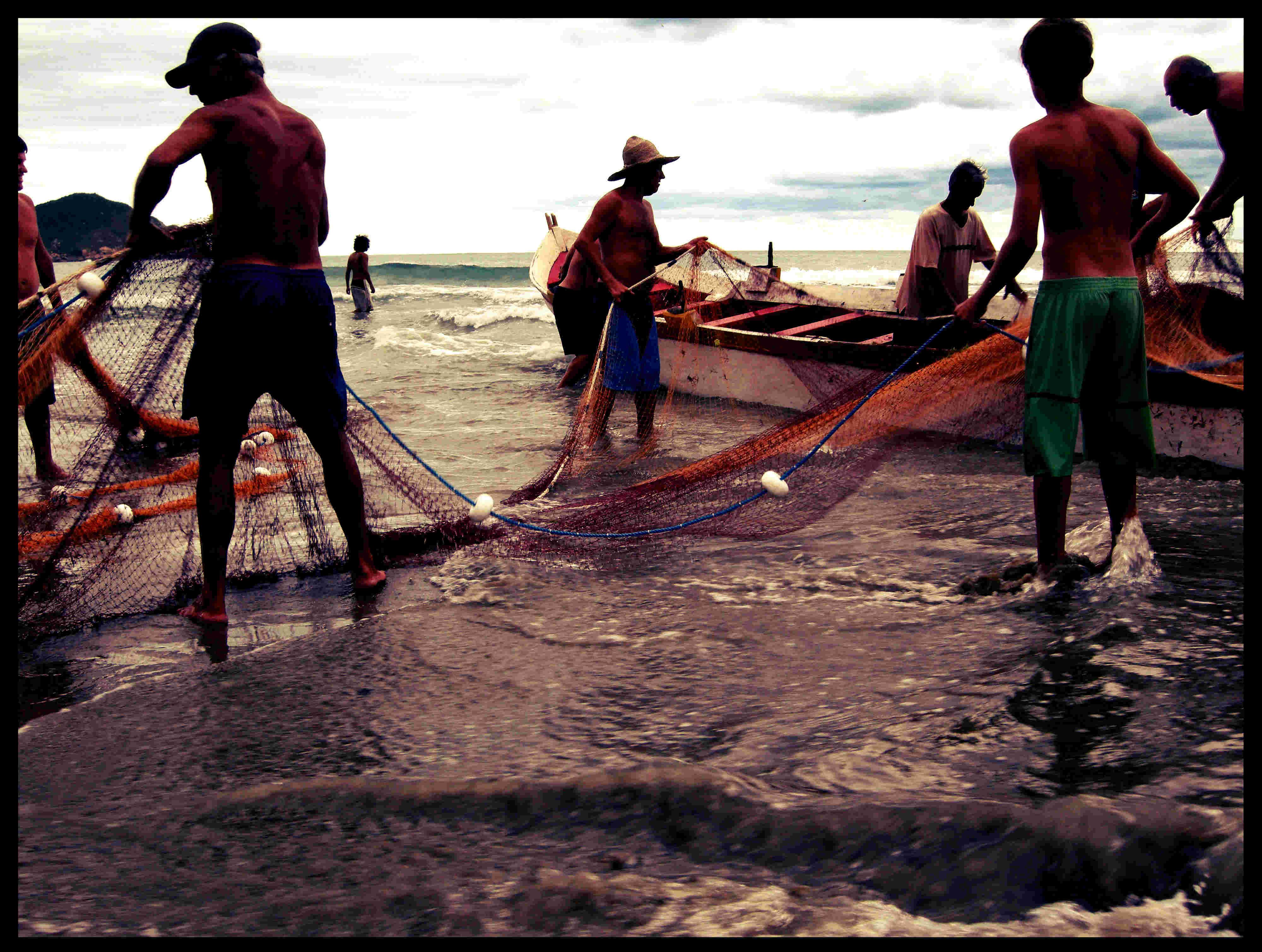 La ruta del mercado: Mercado de Pescadores por Víctor J.Moreno