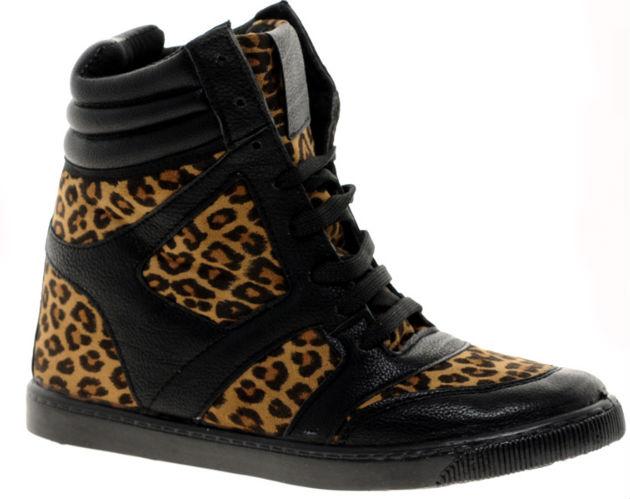 Zapatos Deportivos Con Tacon Interno