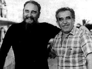 Análisis crítico a la relación de Fidel con Gabriel García Márquez