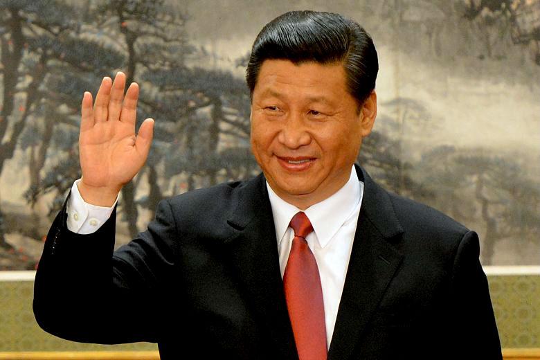 El nuevo presidente chino por Luis De Lion
