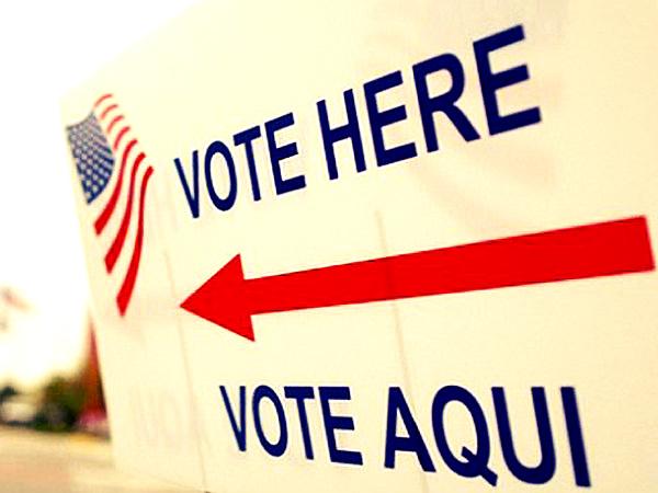 El voto latino por Luis De Lion