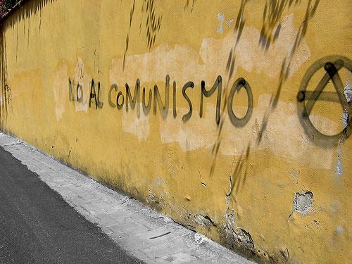 """""""¡No es Estado Comunal. Es COMUNISMO!"""""""
