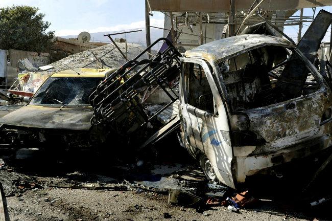 La Impotencia Mundial ante la tragedia Siria por Milos Alcalay