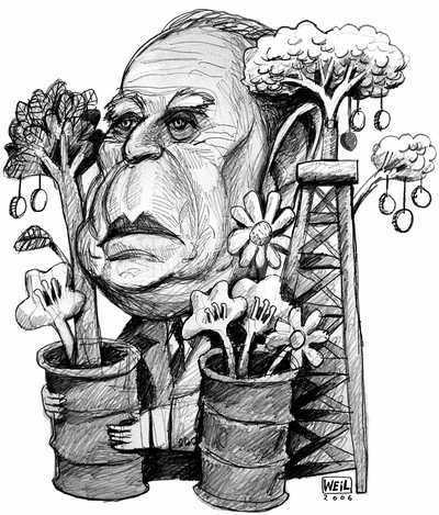 Aquel pesado editorial por Francisco Ibarra Bravo
