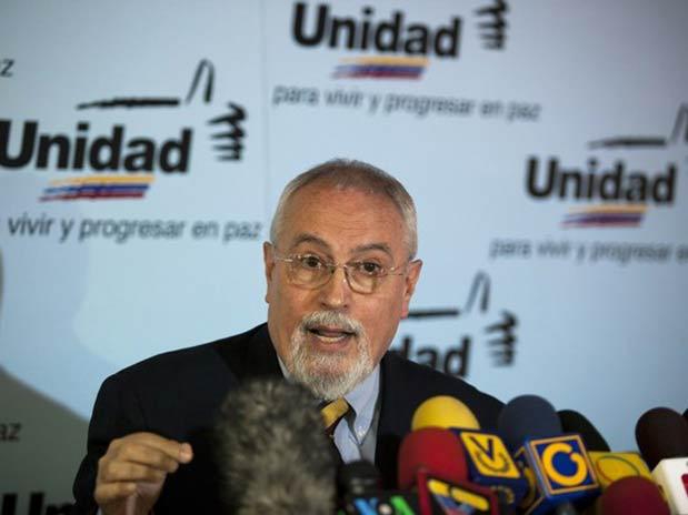Mesa de Unidad Democrática rechaza la detención de Antonio Rivero