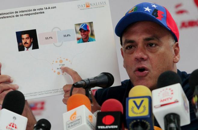 El Golem de Jorge Rodríguez por Antonio Sánchez García @SangraCCS