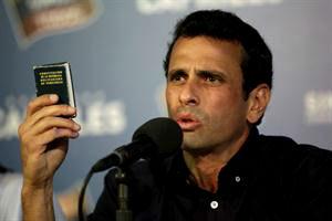 La Nación: Dura respuesta de Henrique Capriles a Cristina Kirchner