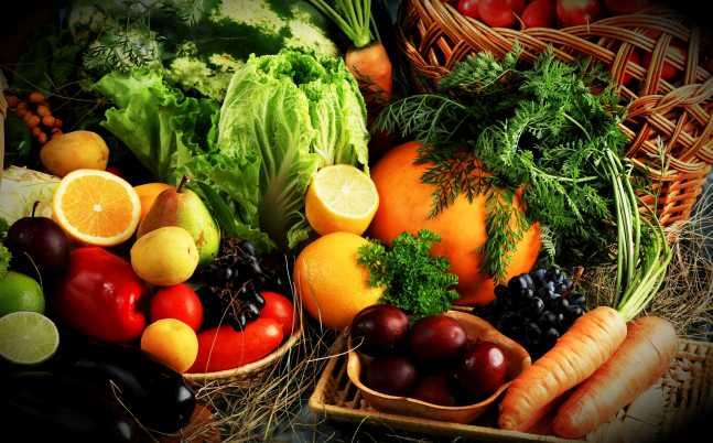 Resultado de imagen de vegetales frescos