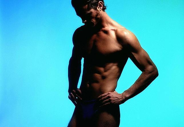 Pene Hombre Desnudo