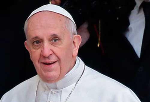 La Nación: El Papa llamó a los venezolanos al diálogo Por Elisabetta Piqué