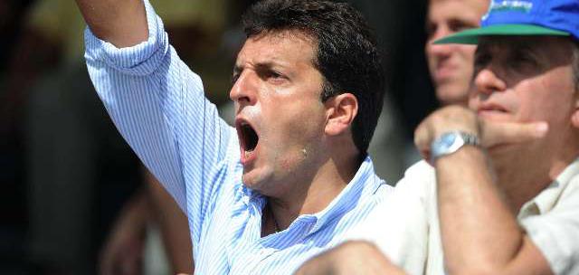 Argentina: Massa, entre Capriles y el continuismo por Alberto Valdez