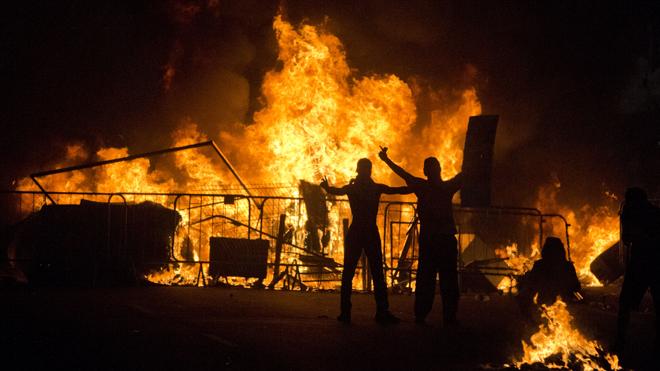 Brasil: más Gandhi y menos caos por Marcos Alan Ferreira @marcosalan