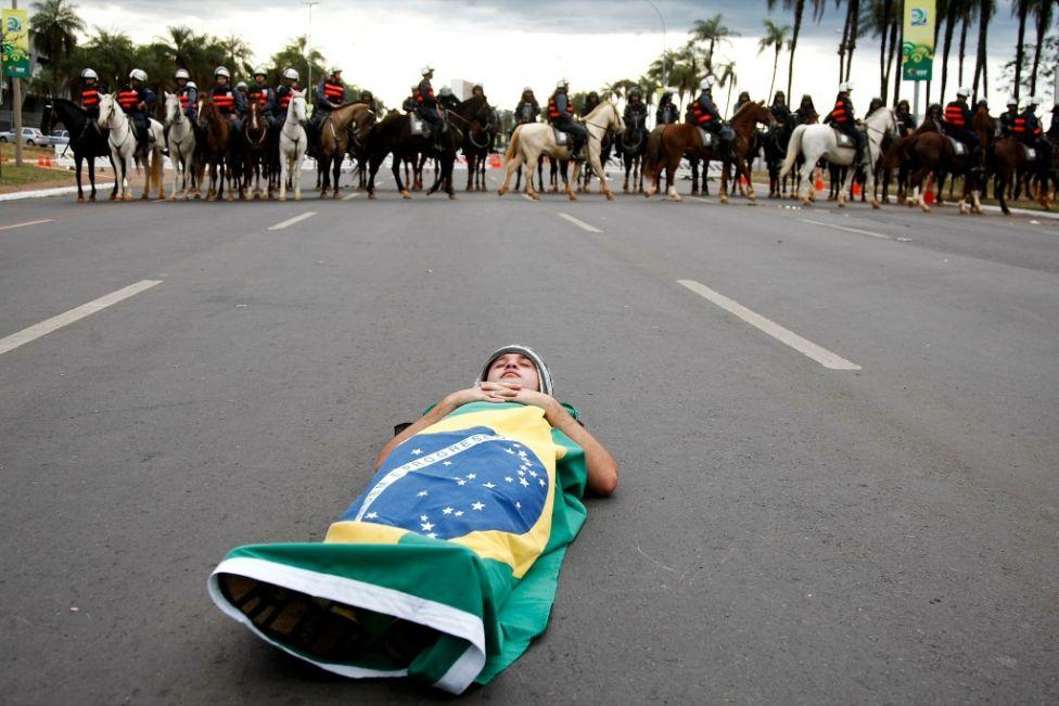 Brasil a ritmo de batucadas por Piero Trepiccione @piertrepiccione para @centrogumilla