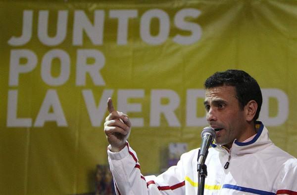 Un gobierno hambreador por Henrique Capriles Radonski