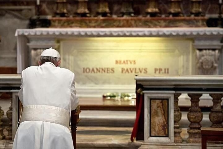Papa recibirá a Nicolás Maduro y a Henrique Capriles
