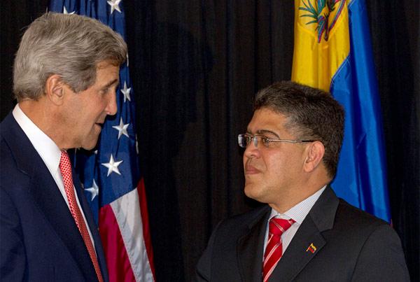 """La Reunión Jaua-Kerry, o los ecos del """"Grupo de Boston"""" por Kenneth Ramírez"""