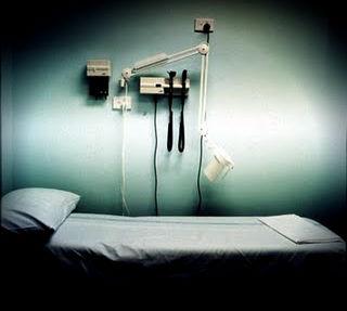 camilla de hospital