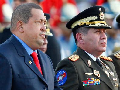 Chavez- Henry Rangel Silva.