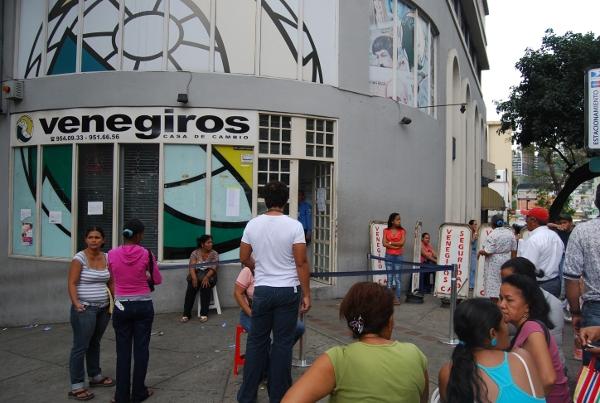 Portafolio.co: Así funciona el negocio de las remesas desde Venezuela