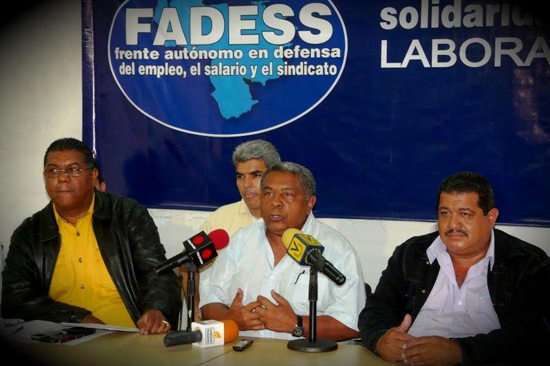 """FADESS: """"Lucha contra la corrupción es la excusa de Maduro para profundizar criminalización de la protesta"""""""