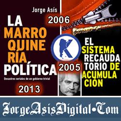 Novela personal del kirchner-cristinismo por Jorge Asís