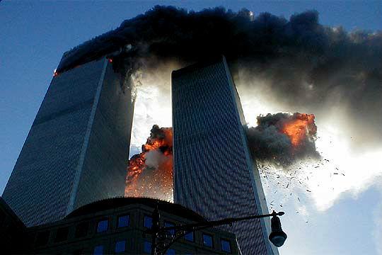 Mi periplo de China a Caracas tras el ataque al WTC/2001