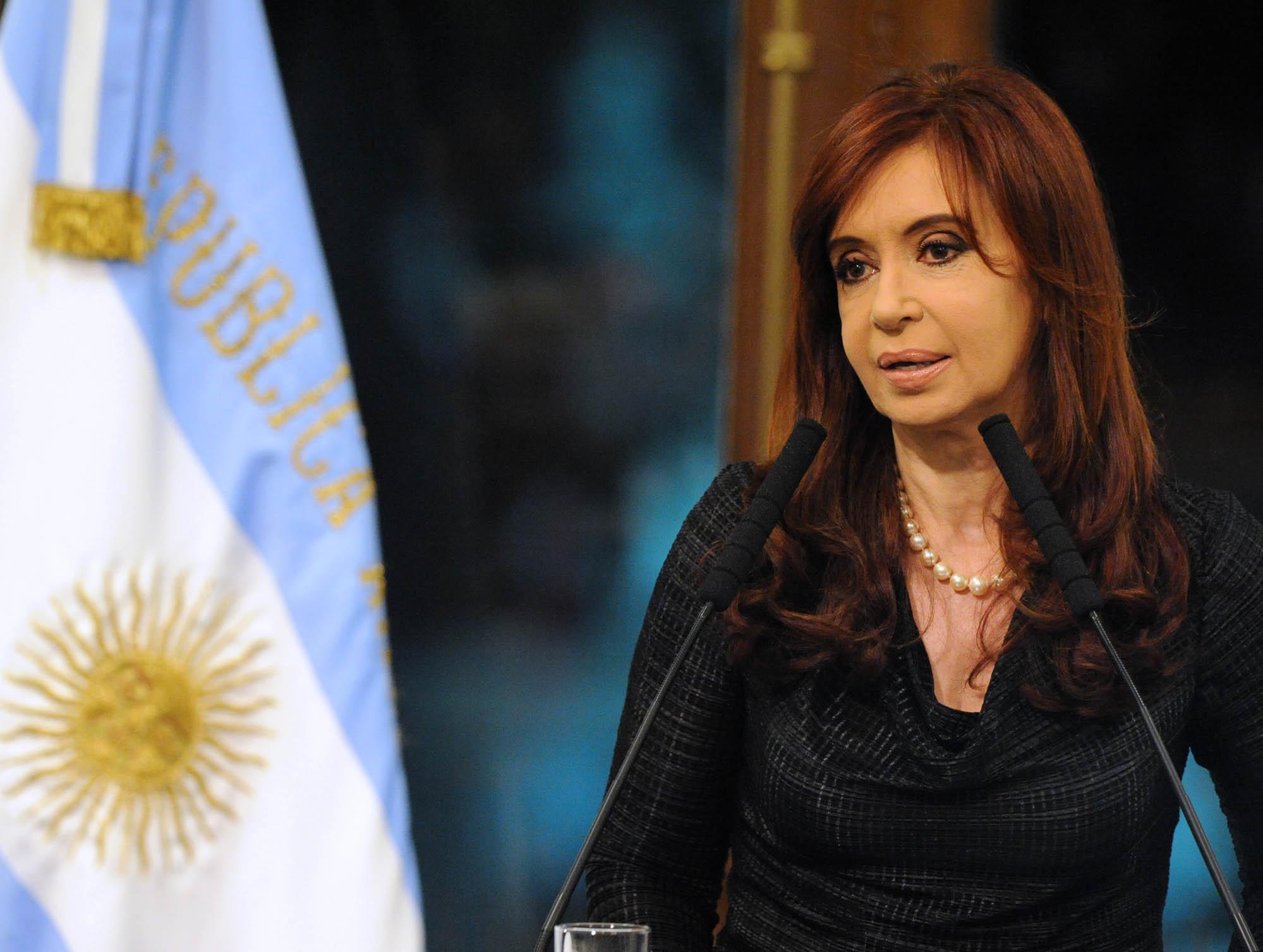 Argentina a un año de las presidenciales que marcan el fin del kirchnerismo