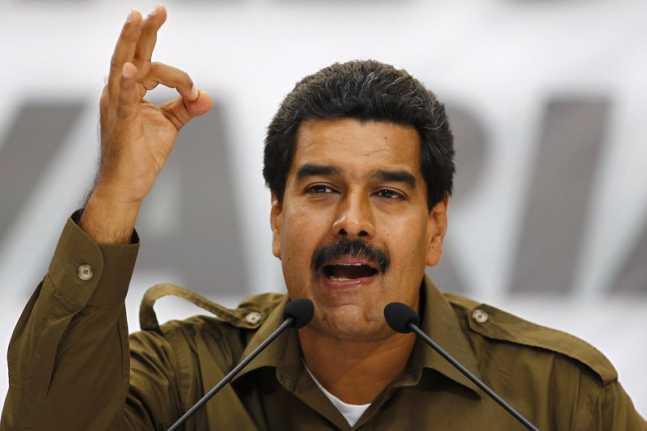 """Maduro garantiza recursos aunque """"el petróleo llegue a 40 dólares"""""""