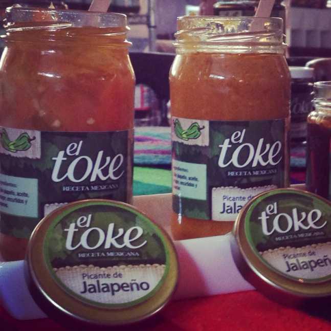7. El Toke -Picante Jalapeño 2