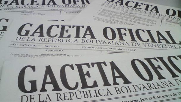 Publican nueva Ley del Régimen Cambiario y sus Ilícitos (Ver Gaceta)