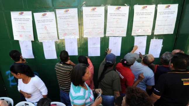 Elecciones en venezuela maduro festeja en el interior for Interior elecciones