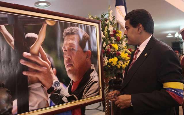 Resultado de imagen para NICOLAS Y CHAVEZ