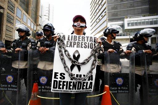 Proyecto de ley de comunicación responde a intereses del PSUV