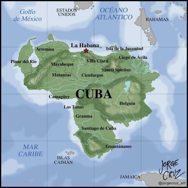 MapadeVenezuela