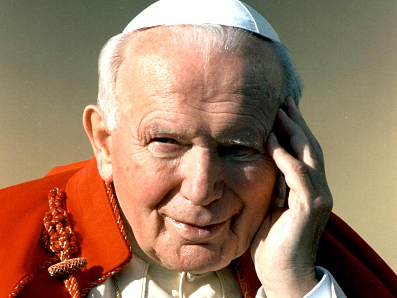 El milagro latinoamericano que volverá a Juan Pablo II santo - Papa-Juan-Pablo-II